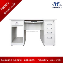 China colourful wooden metal computer desk home office furniture design