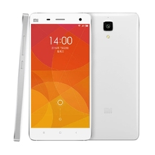 Xiaomi Mi 4 MIUI M4 16GB White, 5.0 inch 3G MIUI V5 Smart Mobile Phone, Qualcomm Snapdragon 801 MSM8274AC 2.5GHz Quad Core, RAM: