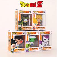 Collection dragon ball Z Vegeta Funko Pop figures,Custom make vinyl action figure,Action figure manufacturer