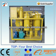 Vacuum gas turbine oil regeneration plant reduce the cost and advance product quality,restores the flash point