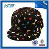 Black Leather Bucket Hat/Black Hat/Nylon Hat