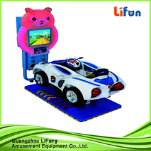 Cheap price high quality amusement rides indoor horse racing kiddie rides for sale