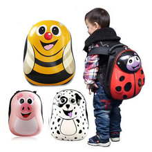 Kids-Friendly Animal Travel Backpack Bag and Student Book Bag