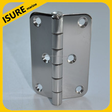 STAINLESS STEEL INCH POLISHED HEAVY DUTY BOAT HINGE