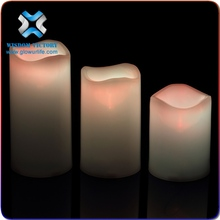 2015 remote controlled home decoration LED moving flame candle,candle light led
