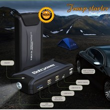 powerful Boltpower 400 Amp K3 mini auto jump starter lipo car battery emergency car portable battery jump starter
