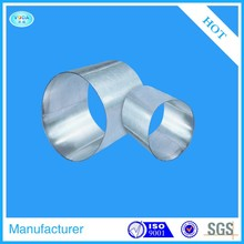 SS304 Metal Raschig Ring Packing For Petrochemical Industry