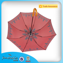 auto open double layers fancy umbrella description