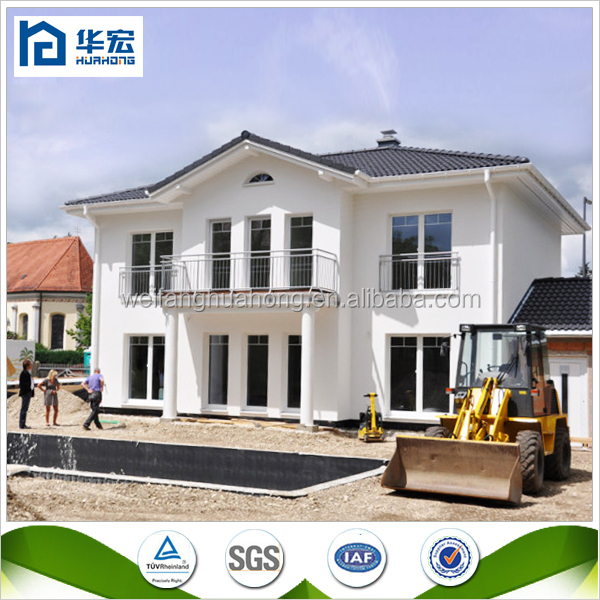 Modular kit house garden prefab house china prefabricated for Guest house construction cost