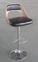 Modern Appearance and Bar Stool Specific Use leisure swivel chair