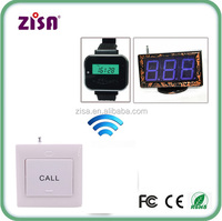 2015 NEW Wireless hospital nurse emergency call button pager system