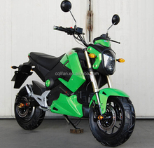 MSX STREET Electric Motorcycle