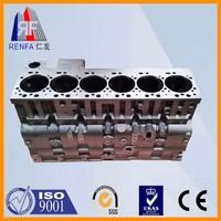 2015 Casting Iron Rear bus Truck engine parts engine Cylinder block