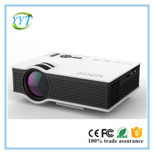 2015 best quality 800*480 1080p support UNIC UC40 portable projector entertainmet projector,china professional projector