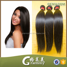 Hot Selling Perfect 100% Virgin Unprocessed remy fusion hair extensions