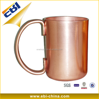 Anodized Aluminum Beer Mug drink cup