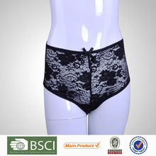 China Supplier Classical Female Black Sexy Panty Girls