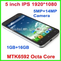 ZOPO ZP980+ Octa Core Dual Sim Smartphone 5 inch Full HD Screen 1920*1080