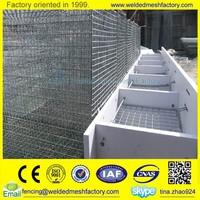 Mink breeding wire mesh cage