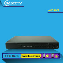 Hybird DVR new products full 1080P 8CH AHD DVR Wholesale in China