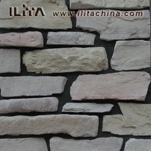 Solid Surface Artificial Stone, Brick for Wall Cladding Tiles