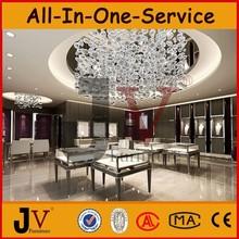 Jewelry shop interior design,jewellery shop counter design