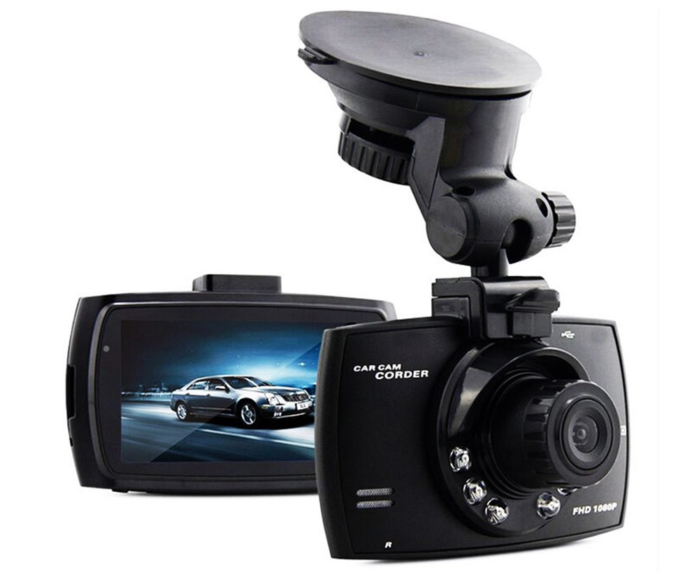 Led IR Night Vision 720 P G30 Carcam HD DVR pour la voiture