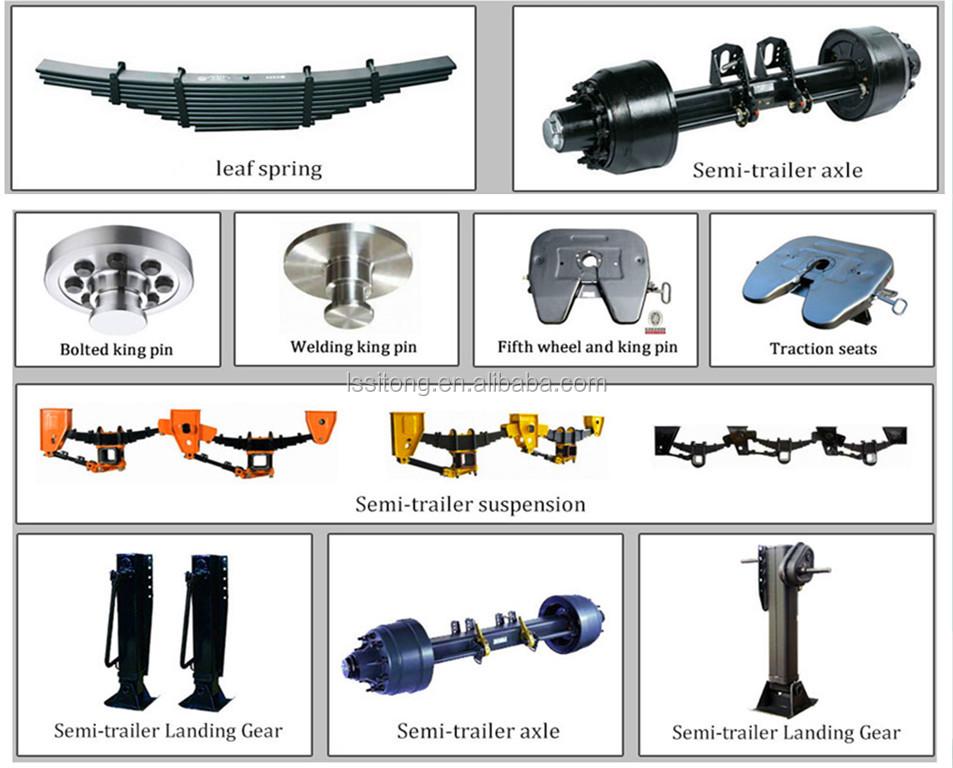 Semi Trailer Components : Semi trailer parts landing gear leg buy
