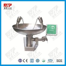Practical and rational design eye washer station with CE certification