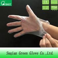 Silky stretch Glove/TPE examination glove Powder Free