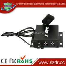 Hot New Products CCTV Camera SD Card Slot 12v Mini HD DVR with 720P Mini Hidden Lens