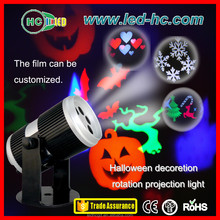 Hot sale decoration projector led lamp , halloween decoration light