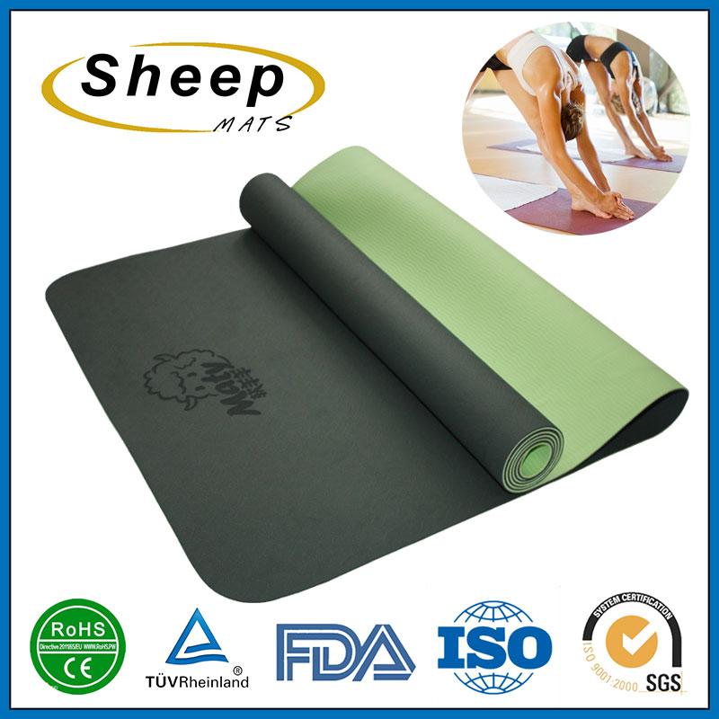 Wholesale Custom Eco Friendly Yoga Mat Buy Eco Friendly