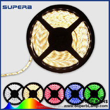 CE RoHs FCC listed IP68 underwater rgb led strip lights for distribution