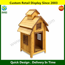 Bird wooden Dog House YM6-058