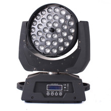 36x10w led moving head/rgbw led moving head wash 4 in 1 light