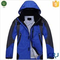 2015 OEM Service Cheap Waterproof Sport Jackets For Men Winter