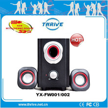 round circle cheap competitive usb/sd/fm/remote bluetooth audio system
