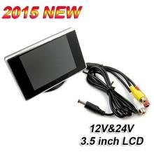 "hot 3.5"" car in dash lcd rear view monitor"