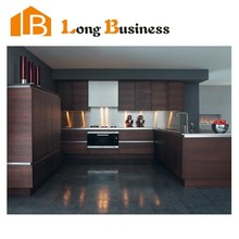 LB-JL1056 Ktchen Furniture, Modern MDF and Melamine Kitchen Cabinet Kitchen Design