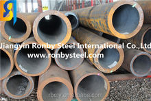 hot rolled ASTM A192 Seamless Carbon Steel Boiler Tubes for High-Pressure Service