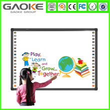 Infrared for kids china multi touch price of interactive electronic whiteboard