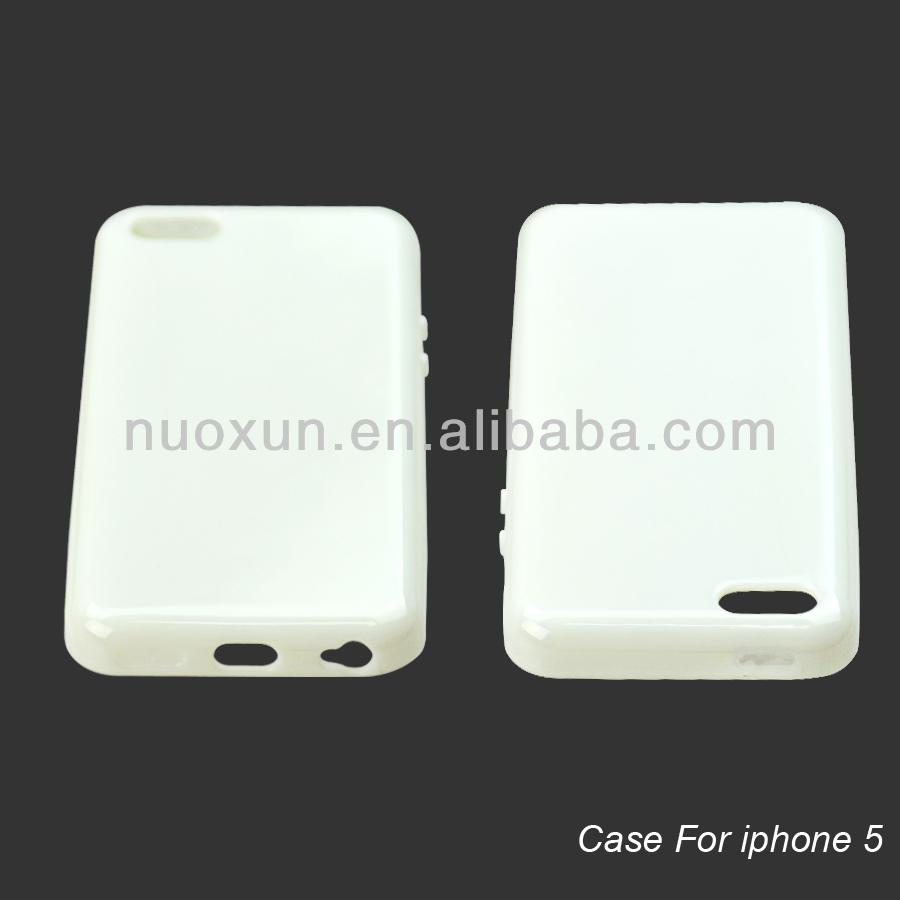 جودة عالية tpu غطاء الهاتف الخليوي الذكية 5 لآيفون