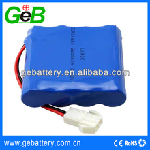 Hot sale !!rechargeable GEB li-ion battery pack 18650 14.8V 2200mah battery forLaptop/LED light/power tool with trade assurance