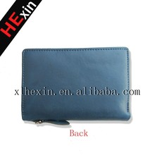 2015 high-quality new style PU leather woman wallet