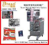 SJIII-S100 Automatic Liquid Paste Packaging Machine