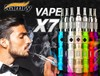 pen vaporizer smoking device x7 max vapor electronic cigarette