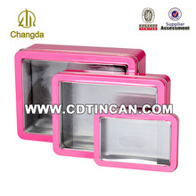 rectangle mobile phone metal case