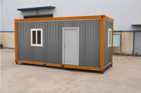 mobile trailer with recycling shipping container trading companies