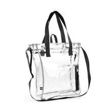 Custom High Quanlity Large Clear Tote Bag